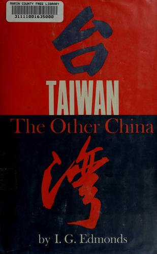 Taiwan by I. G. Edmonds