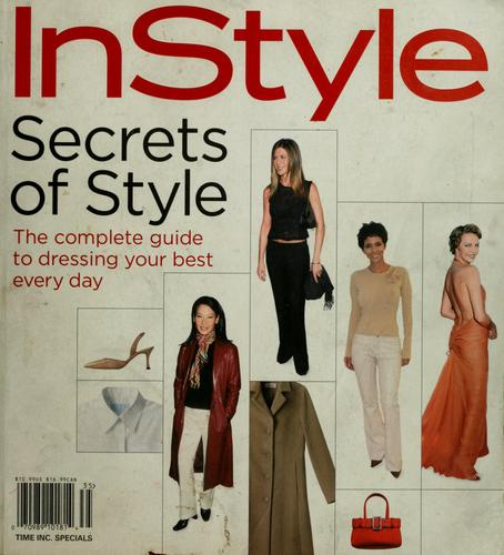Secrets of style by Lisa Arbetter
